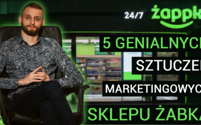 Sklep Żabka – 5 technik marketingowych, które pozwoliły żabce otworzyć 7000 sklepów
